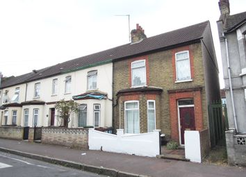 Thumbnail 3 bedroom end terrace house for sale in Glenny Road, Barking