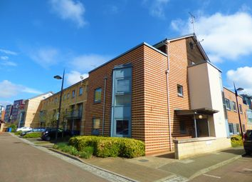 Thumbnail 2 bed flat for sale in Maude Street, Ipswich