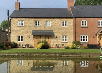 Thumbnail 3 bed terraced house for sale in The Tannery, Cosgrove, Milton Keynes, Buckinghamshire