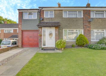 Thumbnail 4 bed semi-detached house for sale in Coronation Road, East Grinstead