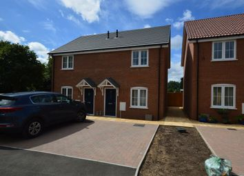 Thumbnail 2 bedroom property to rent in Goldcrest Road, Crowland, Peterborough