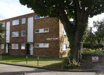 Thumbnail 2 bed flat to rent in Hamlet Court, Glengall Road, Woodford Green, Essex.