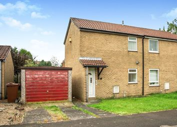 Thumbnail 1 bedroom semi-detached house for sale in Meadow Rise, Meadow Rise, Newcastle Upon Tyne