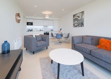 Thumbnail 1 bed flat to rent in Victoria Road, North Acton