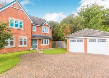 Thumbnail 4 bedroom detached house to rent in Godolphin Close, Eccles, Manchester