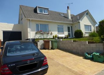 Thumbnail 4 bed detached bungalow for sale in Southway Drive, Plymouth