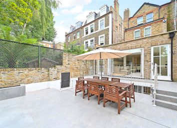 Hall Road, St John's Wood, London NW8. 5 bed semi-detached house