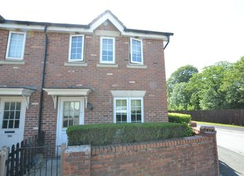 Thumbnail 3 bed semi-detached house for sale in Moss Lane, Macclesfield, Cheshire