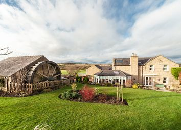Thumbnail 4 bed semi-detached house for sale in Brunton Water Mill, Chollerford, Humshaugh, Northumberland