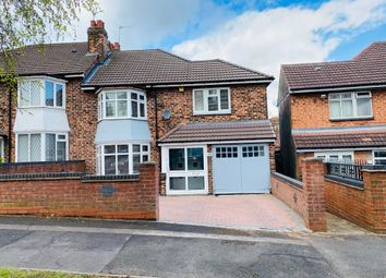 Thumbnail 4 bed semi-detached house for sale in Sandwell Road, Handsworth, Birmingham