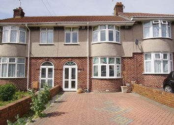 Thumbnail 3 bed terraced house for sale in Gordon Avenue, Whitehall, Bristol
