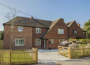 Thumbnail 3 bed semi-detached house for sale in Winters Field, Crowmarsh Gifford, Wallingford