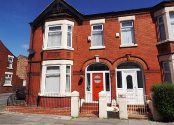 Thumbnail 4 bed end terrace house for sale in Bedford Road, Bootle, Liverpool, Merseyside