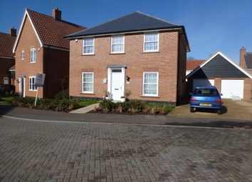 Thumbnail 4 bed detached house for sale in Whiley Lane, Stalham, Stalham