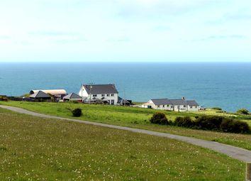 Thumbnail 5 bed farmhouse for sale in Nantmawr, Ferwig, Cardigan, Cardiganshire