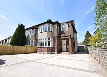 Thumbnail 4 bedroom semi-detached house to rent in Badminton Road, Downend, Bristol
