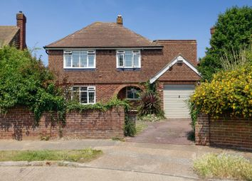 Thumbnail 4 bed detached house for sale in Canterbury Road East, Ramsgate