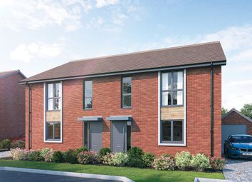 """Thumbnail 3 bedroom property for sale in """"Pliano"""" at Oxleigh Way, Stoke Gifford, Bristol"""