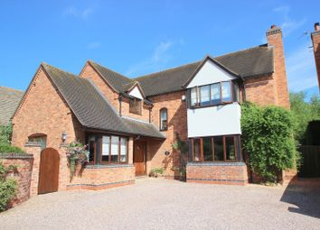Thumbnail 4 bed detached house for sale in Wyre Lane, Long Marston, Stratford-Upon-Avon