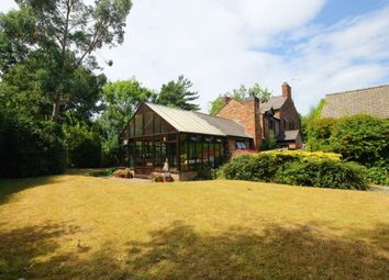 4 bed detached house for sale in Beach Road, Hartford CW8