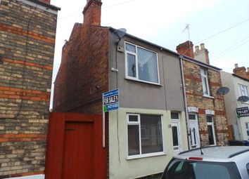Thumbnail 2 bed end terrace house to rent in Salisbury Street, Gainsborough
