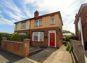 Thumbnail 3 bed semi-detached house for sale in Bryn Yorkin, Caergwrle, Flintshire