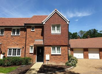 Thumbnail 3 bed end terrace house for sale in Barnham Close, West Sussex, Crawley