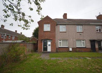 Thumbnail 2 bed flat for sale in Kielder Drive, Ashington