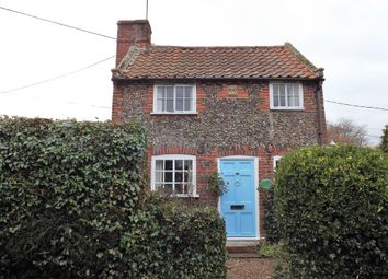 Thumbnail 1 bed cottage for sale in The Street, Blythburgh, Halesworth
