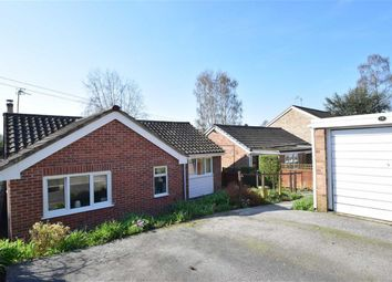 Thumbnail 2 bed detached bungalow for sale in Yokecliffe Crescent, Wirksworth, Derbyshire