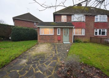 Thumbnail 3 bed semi-detached house for sale in Larch Grove, Bletchley, Milton Keynes