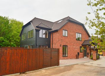 Thumbnail 4 bed semi-detached house for sale in Northlands Park, Emsworth