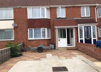 Thumbnail 3 bed terraced house to rent in Jubilee Avenue, Portsmouth