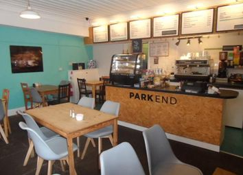 Thumbnail Restaurant/cafe for sale in Park End Cafe, Burnley Road, Todmorden