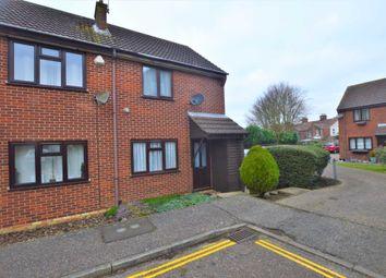 Thumbnail 1 bedroom end terrace house for sale in John Stephenson Court, Norwich