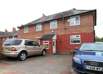 Thumbnail 3 bed semi-detached house for sale in Burdon Avenue, Wythenshawe