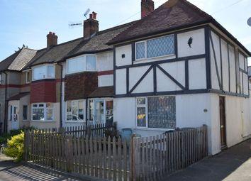 Thumbnail 2 bedroom terraced house for sale in Ingram Road, Dartford