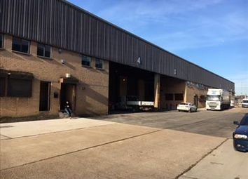 Thumbnail Light industrial to let in Unit 4, Portland Commercial Estate, Ripple Road, Barking, Essex