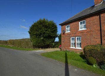 Thumbnail 2 bedroom semi-detached house for sale in Great Stanks, Benningholme Lane, Skirlaugh, East Yorkshire