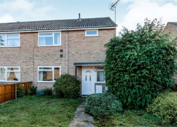 Thumbnail 3 bed end terrace house for sale in Girton Close, Mildenhall, Bury St. Edmunds