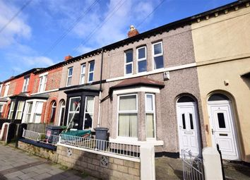3 bed terraced house for sale in Charlotte Road, Wallasey, Merseyside CH44