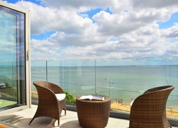 Thumbnail 3 bed flat for sale in Bell Sands, Leigh Hill, Leigh On Sea, Essex
