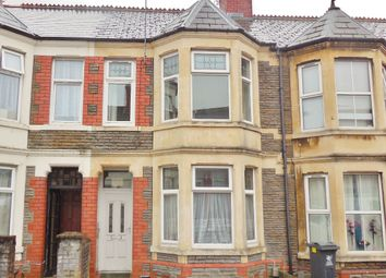 Thumbnail 3 bed terraced house to rent in Dogfield Street, Cathays, Cardiff