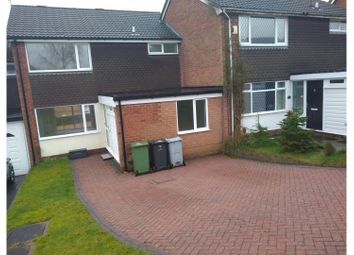 Thumbnail 3 bed terraced house for sale in Ullswater, Macclesfield