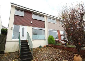 Thumbnail 3 bed semi-detached house for sale in Aboyne Drive, Paisley, Renfrewshire