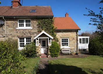 Thumbnail 4 bed semi-detached house for sale in Staintondale Road, Cloughton, Scarborough