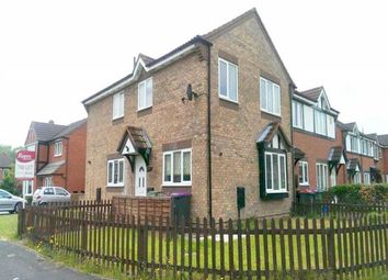 Thumbnail 2 bed semi-detached house to rent in Plover Gate, Telford