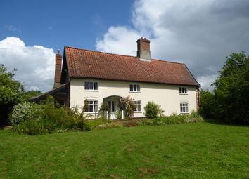 Thumbnail 7 bedroom farmhouse to rent in Ringsfield Common, Ringsfield, Beccles