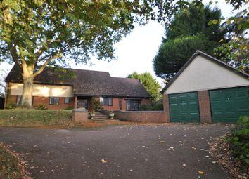 Thumbnail 4 bedroom detached bungalow for sale in Fullers Field, Swan Lane, Westerfield, Ipswich