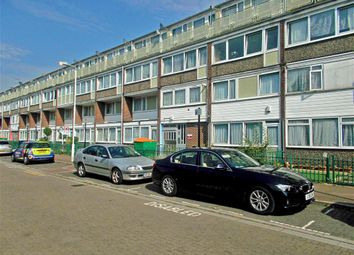Thumbnail 2 bedroom maisonette for sale in Snowshill Road, Manor Park, London